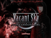 Vacant Sky Vol 1 Contention