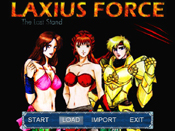 Laxius Force 3: The Last Stand